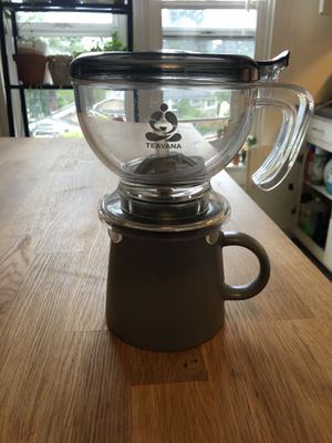 Teavana PerfecTea Pour Over Tea Maker for Sale in Tacoma, WA