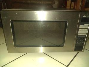 David stainless steel microwave for Sale in Phoenix, AZ