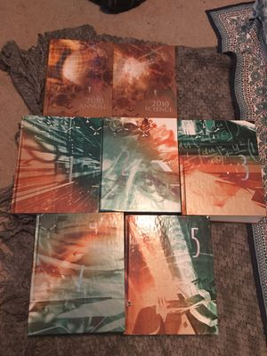 2010 Complete Student Handbook Book Set for Sale in Apex, NC