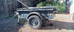 Military utility trailer for Sale in Santee, CA