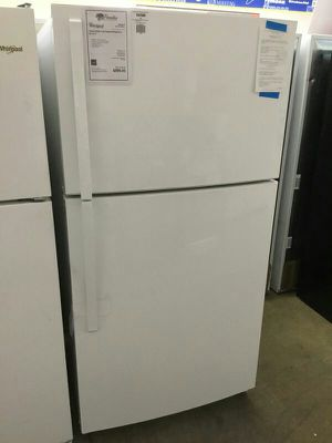 "NEW White 33"" Wide Top Mount Refrigerator!! for Sale in Gilbert, AZ"