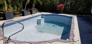 Pool safety net cover for Sale in West Palm Beach, FL