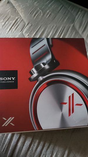 Sony X headphones for Sale in Aurora, IL