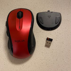 Logitech Bluetooth Wireless Mouse for Sale in Rancho Santa Margarita, CA