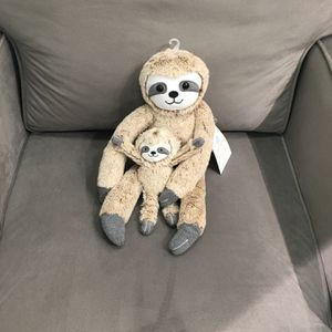 Stuffed sloth for Sale in Cypress, CA