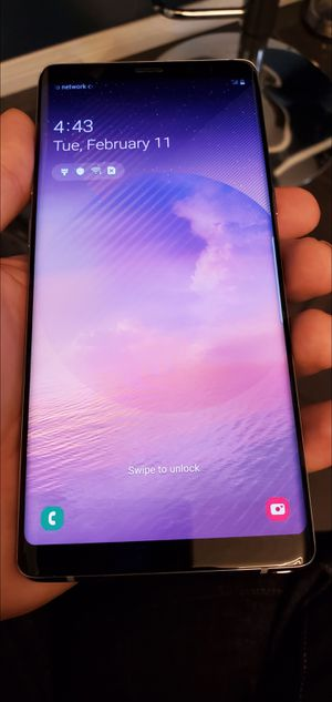 New Galaxy Note 8 64GB Samsung Unlocked Liberado DESBLOQUEADO T-Mobile Metro Att Cricket for Sale in Los Angeles, CA