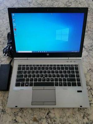 Hp EliteBook 8460P(4GB)Windows 10 pro for Sale in Carol Stream, IL