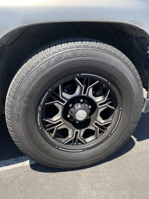 """18"""" OFF-ROAD """"BRAND""""....rim&tires... for Sale in Oakland, CA"""