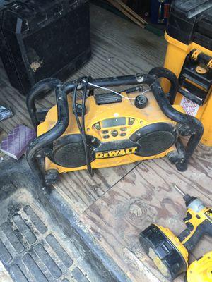 Dewalt radio impact nail gun for Sale in Richmond, CA