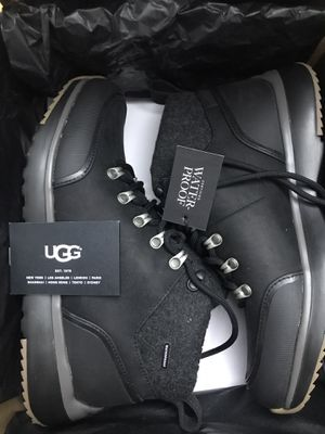 UGG for men , Brand new in original box , Water proof and stylish, size 9 for Sale in Miami, FL