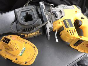 DEWALT cordless 18v speed jigsaw for Sale in Plano, TX