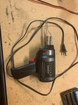 induction dual heat soldering iron for Sale in Glendale, CA