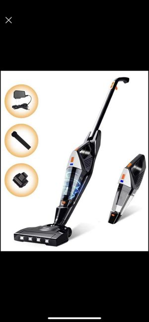 12k. 120w powerful cordless vacuum for Sale in Chicago, IL