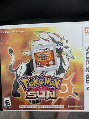 Pokémon Nintendo 3DS for Sale in Castro Valley, CA