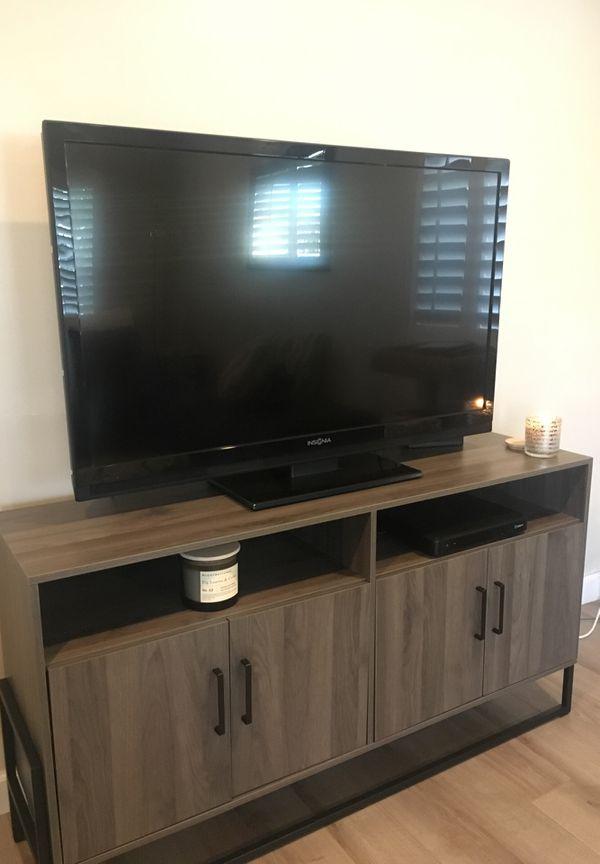 55 inch TV.