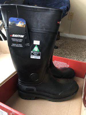 Baffin Rain/Work Boots size12 for Sale in Arlington, TX