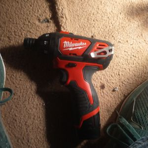 New Milwaukee M12 Screwdriver for Sale in Delta, CO