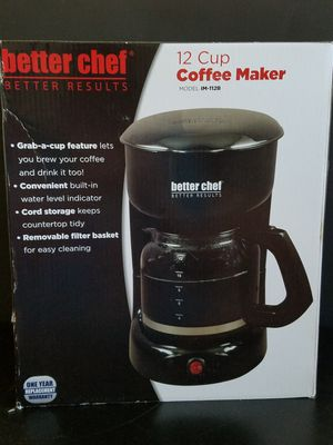 12 Cup Coffee Maker for Sale in Sacramento, CA