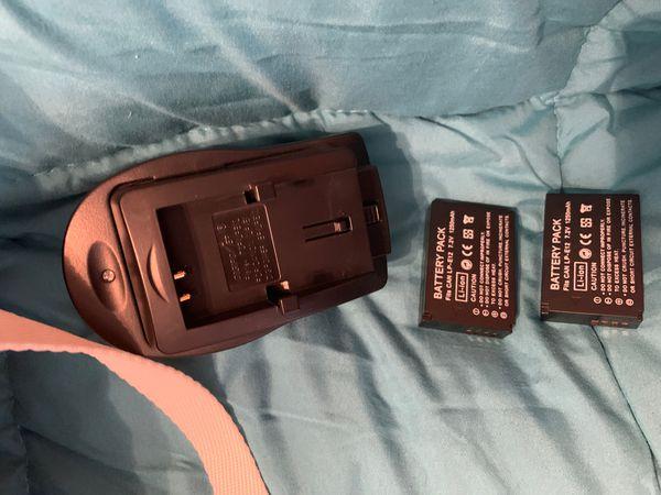 Canon EOS Rebel SL1 (Plus accessories)
