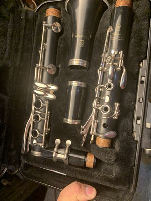 Yamaha YCL-200AD clarinet for Sale in Vista, CA