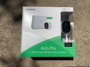 Arlo Pro wireless HD Security Camera for Sale in Dallas, TX