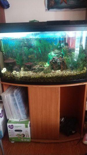 45 Gal fish tank for Sale in Edgewood, WA
