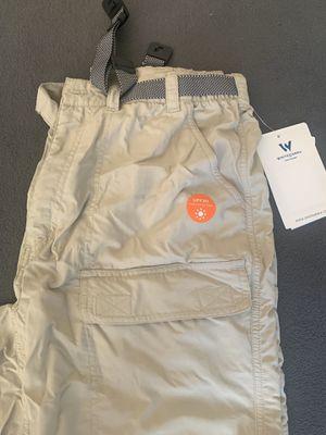 White Sierra Camp Pants for Sale in Los Angeles, CA