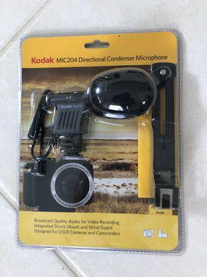 Directional condenser microphone Kodak for Sale in Miramar, FL