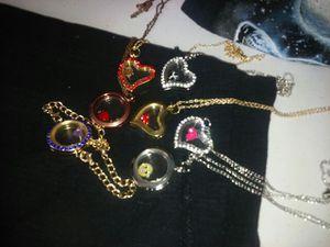 Orgami lockets for Sale in El Paso, TX
