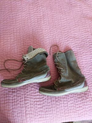 Sperry Top-Sider boots for Sale in Seattle, WA