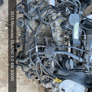 2015 Mercedes Engine 2.0 for Sale in Fresno, CA