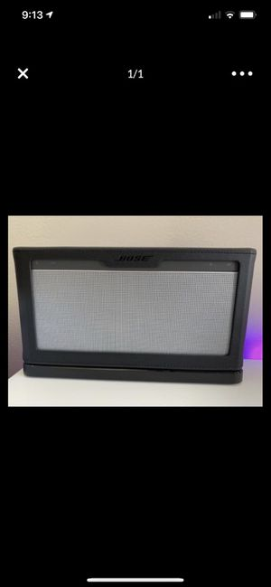 Bose sound dock 3 for Sale in Silver Spring, MD