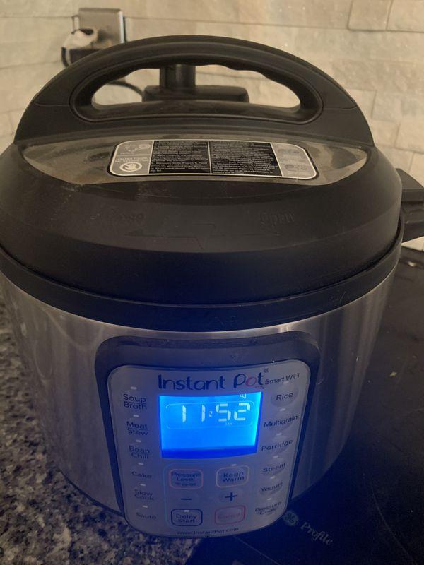 New Instant Pot!!!