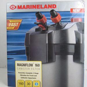 MARINELAND Magniflow 160 Aquarium Canister Filter for Sale in Modesto, CA