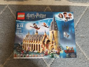 New Lego Harry Potter Great Hall for Sale in Colorado Springs, CO