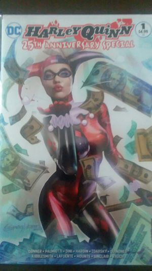 DC Comics Harley Quinn 25th ANNIVERSARY SPECIAL #1 for Sale in Holley, NY
