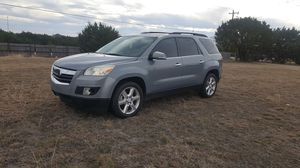 2008 outlook leather suv t.v back up camera remote start for Sale in Killeen, TX