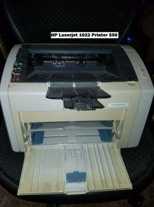 HP Laserjet 1022 Printer $50 for Sale in Dresden, OH