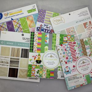 6 x 6 Holiday Paper Pads for Sale in Glendale, AZ