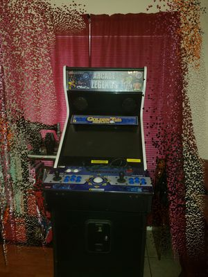 Arcade legends 3 full size stand up arcade for Sale in Henderson, NV