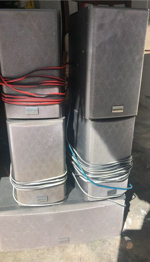 Surround Sound Speakers (Home Theater) for Sale in Kissimmee, FL
