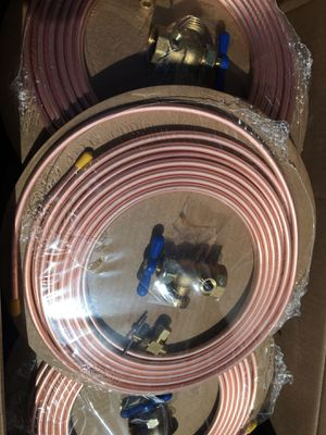 Copper tube water hook-up kit for Sale in Garden Grove, CA