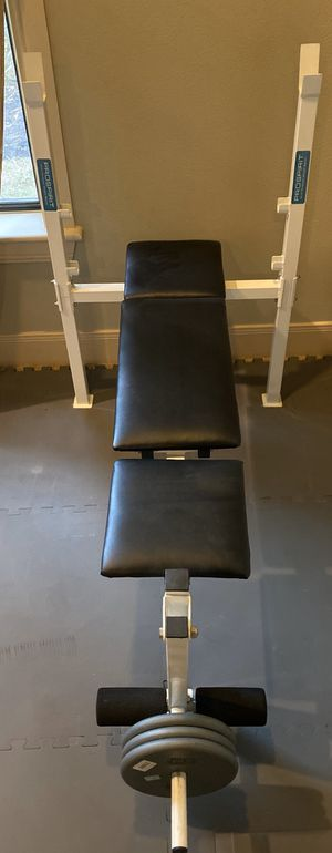 Prospirit Multipurpose Weightlifting Bench for Sale in Spring, TX