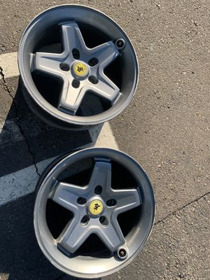 AEV wheels 5x5 for jeep jk there are only 2 for Sale in San Diego, CA