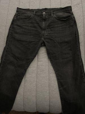 Levi's Mens 502 Taper Jeans (Size 38 x 30) for Sale in Azusa, CA