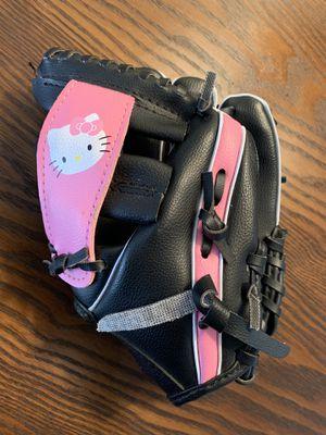Hello Kitty baseball glove (size 9.5) for Sale in Scottsdale, AZ