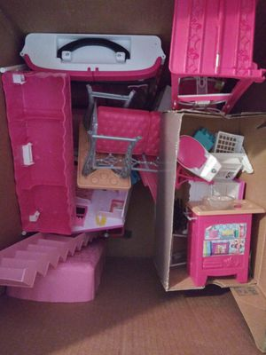4 story barbie doll house for Sale in Tampa, FL