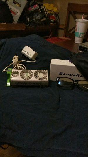 Interlock cooler TS FOR X BOX and GAMMARAY EYEWEAR for Sale in Wichita, KS