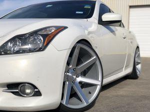 Infiniti , Nissan Staggered Wheels ! Stretch Fitment ML8U for Sale in Grand Prairie, TX