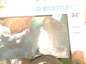 Element 32 in tv like new for Sale in Columbia, MO